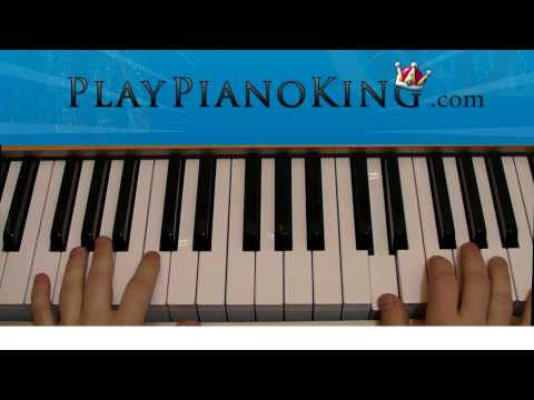 nothing from nothing piano tutorial