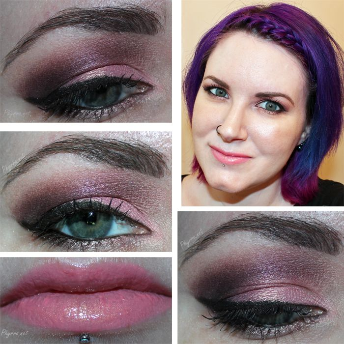 urban decay vice 3 palette tutorial