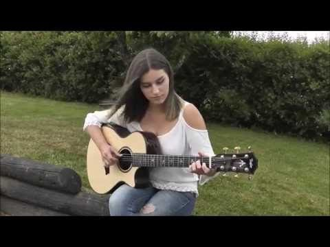 while my guitar gently weeps tutorial