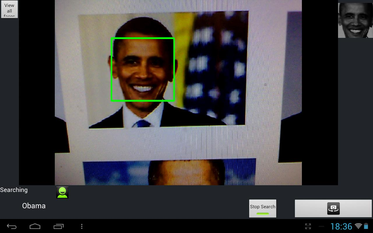 android face detection tutorial