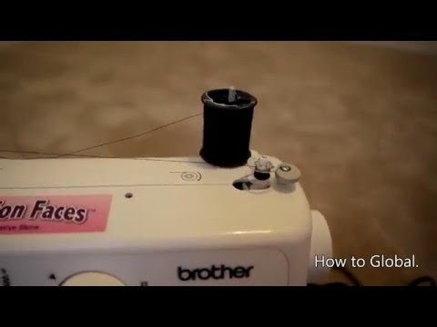 brother xl2600i sewing machine tutorial