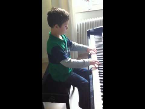 the luckiest piano tutorial